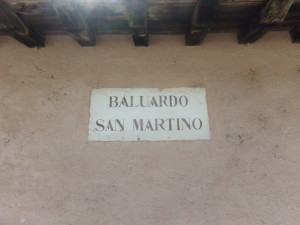 Baluardo San Martino